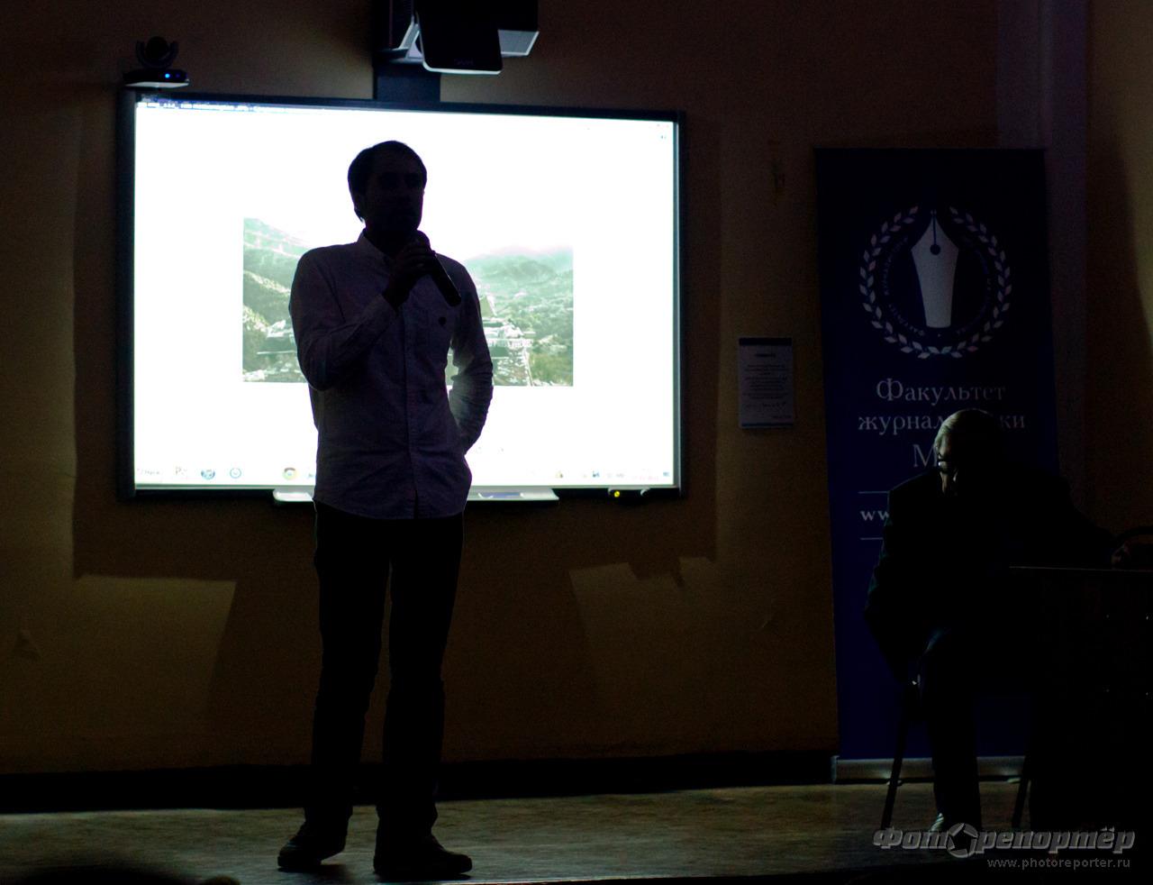 «Свободный лекторий» с Дмитрием Костюковым