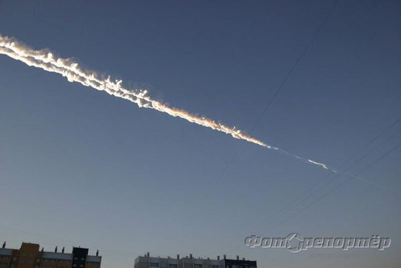 Что мы знаем о Челябинском метеорите