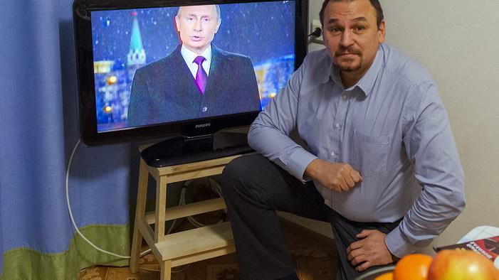 Я, Путин и мандарины