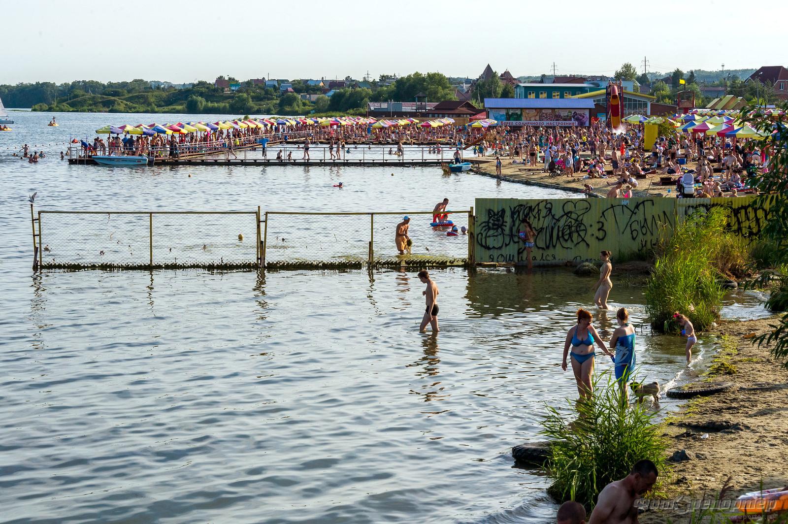 Лето в Челябинске