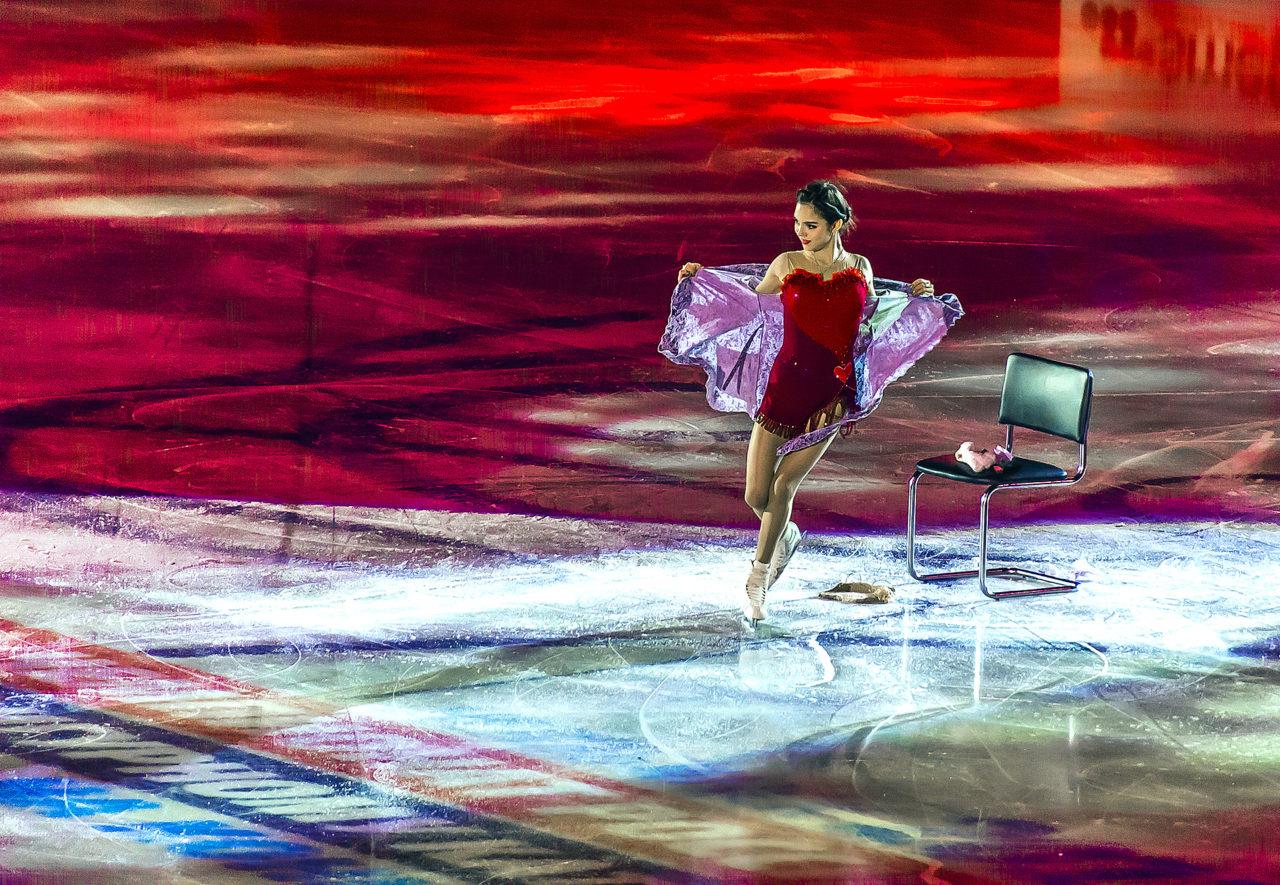 Чемпионат России по фигурному катанию 2017
