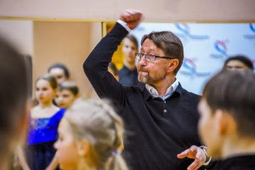 Александр Мельников, президент федерации танцевального спорта